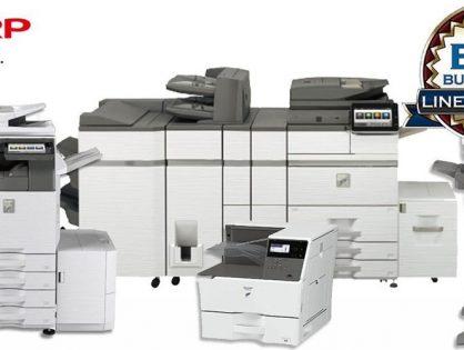 Sharp, premiada por la mejor línea de impresoras multifuncionales del mercado